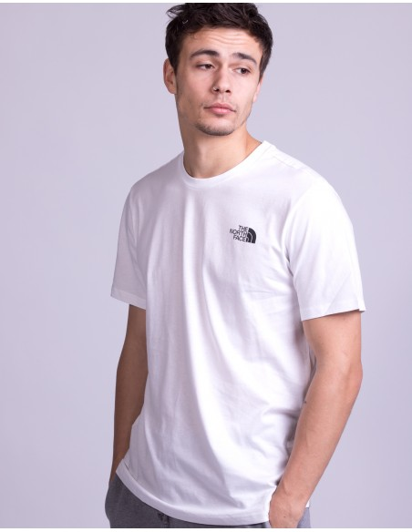 M SS Simple Dome tee