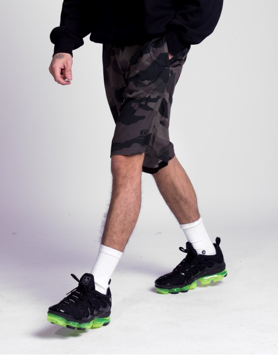 HALO Camo Endurance Shorts