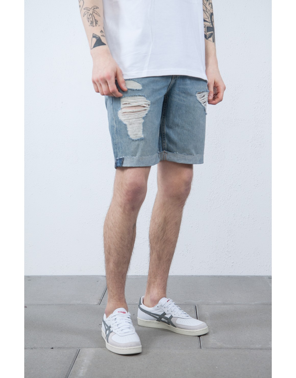 Image of   511 Slim Cutoff Short