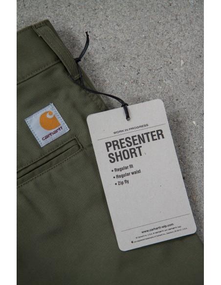 Presenter Short