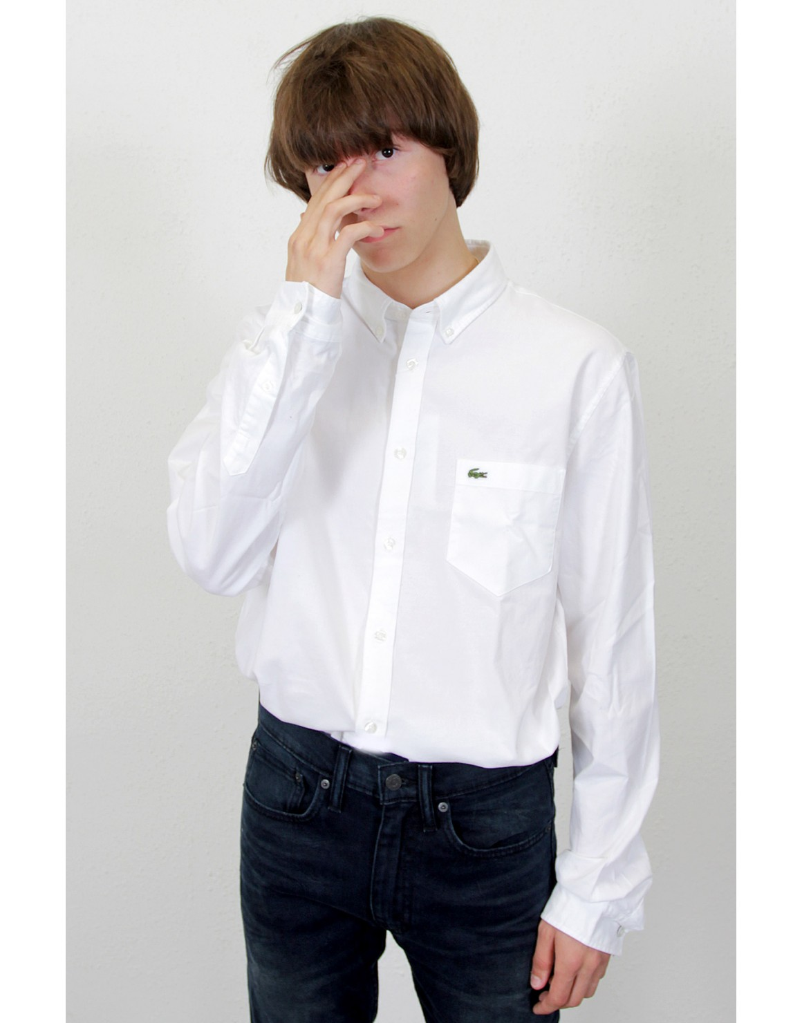 Long Sleeved Casual Shirt