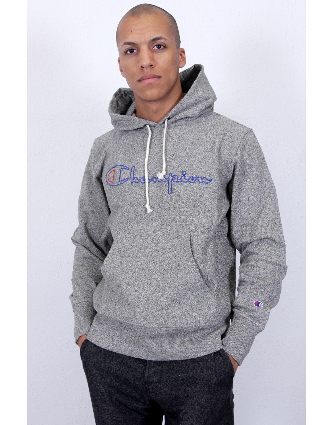 Image of   Hooded Logo Sweatshirt