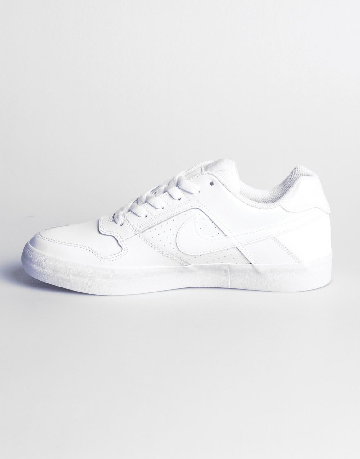 Nike Delta Force Vulc Sko WhiteWhite White