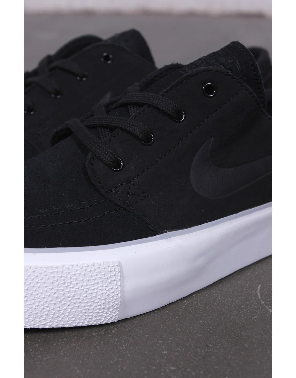 Women's Nike SB Stefan Janoski Max Skater shoes wolf grey