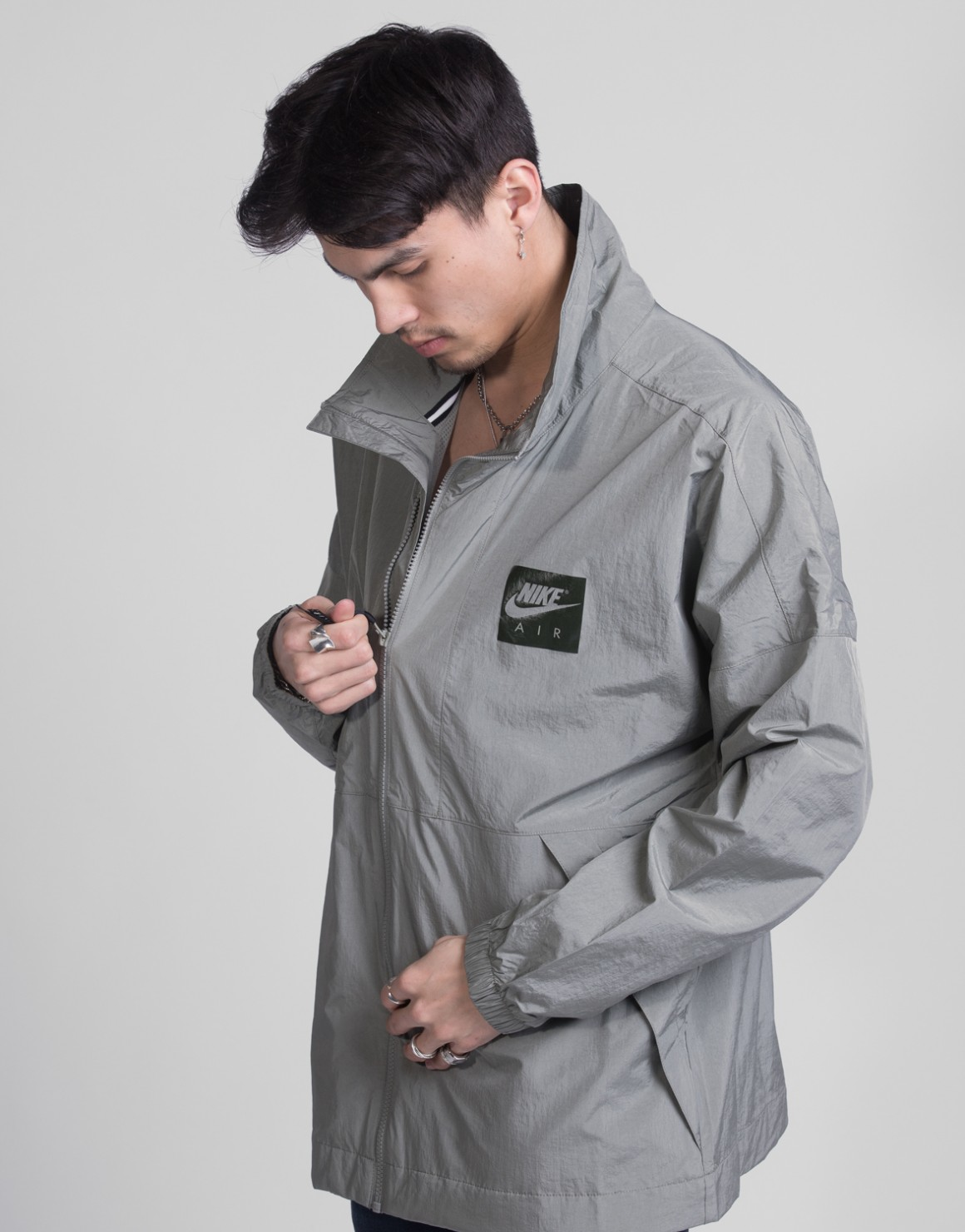 Air WVN VRSTY Jacket