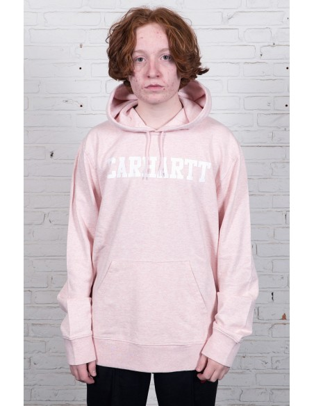 Hooded College Sweat