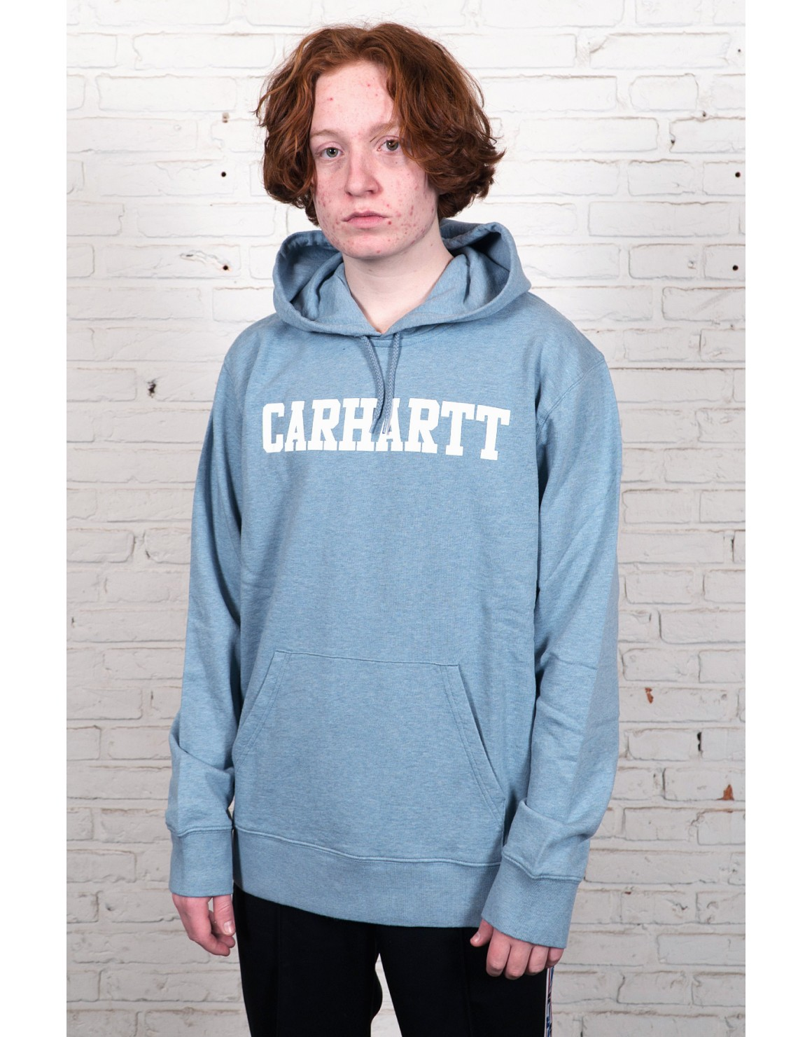 Image of   Hooded College Sweat