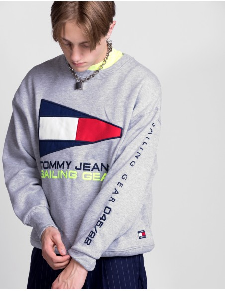 90s Sailing Logo Sweat