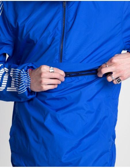 Graphic Pullover Anorak
