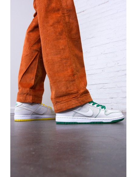 Skate Pleated Trousers