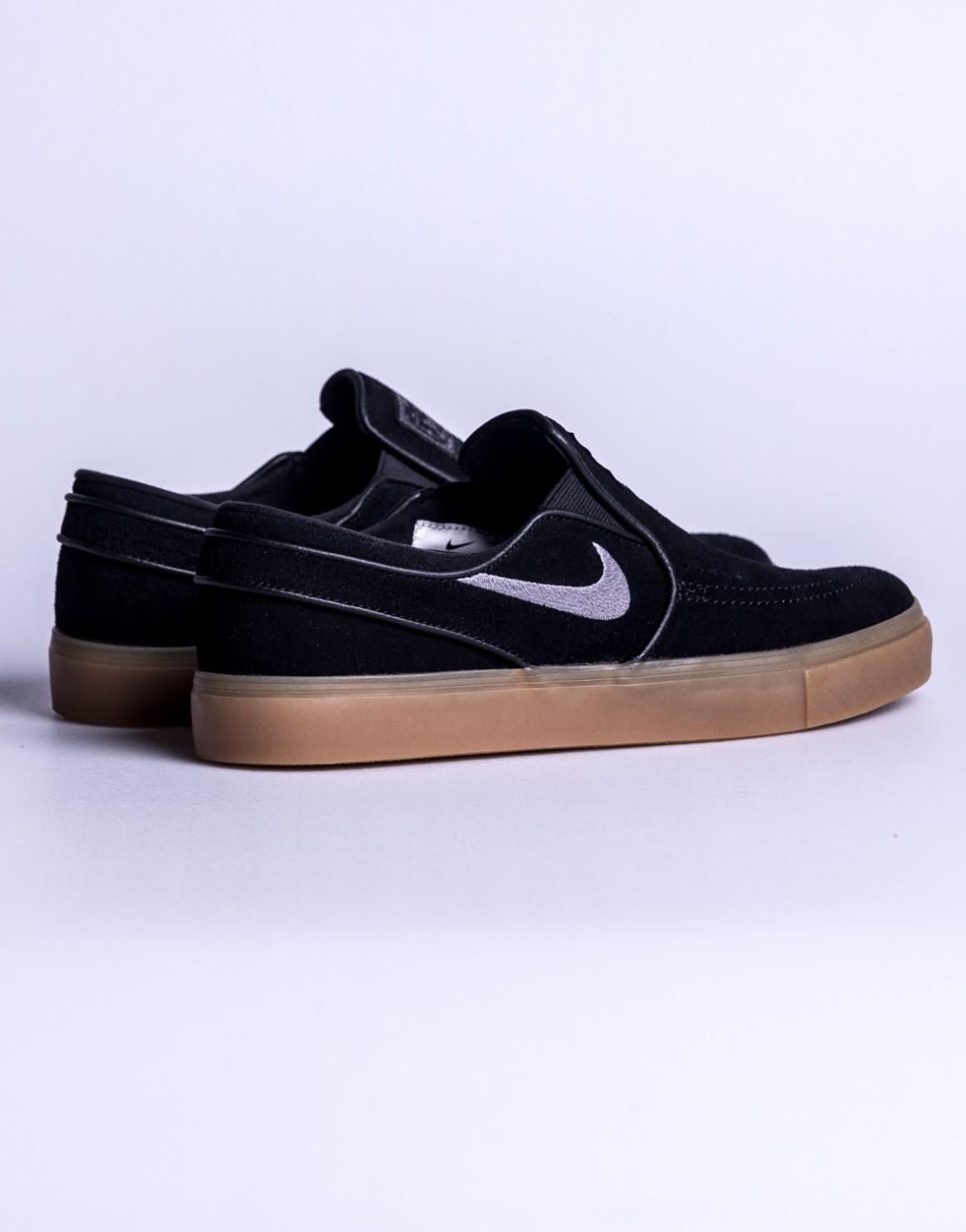 Køb Nike SB Zoom Stefan Janoski til Børn i Sort til 400 kr