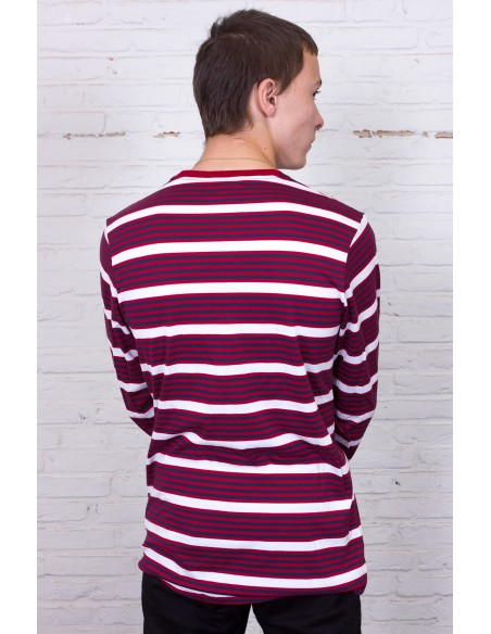 Dry LS Top Stripe