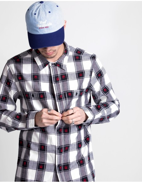 Plantliife Plaid LS Shirt