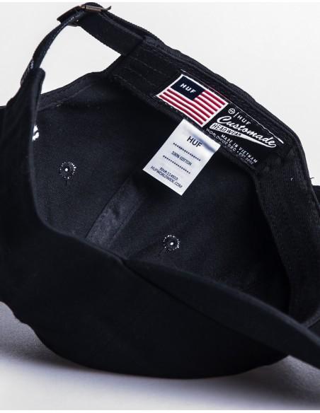Classic H Curve Brim Hat