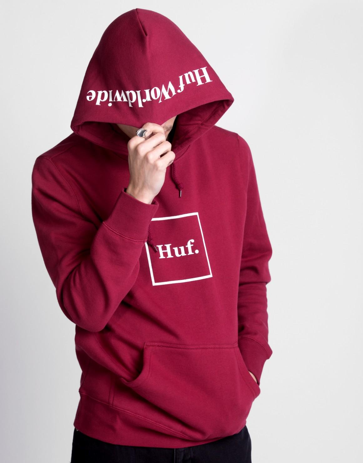 Box Logo P/O Hoodie