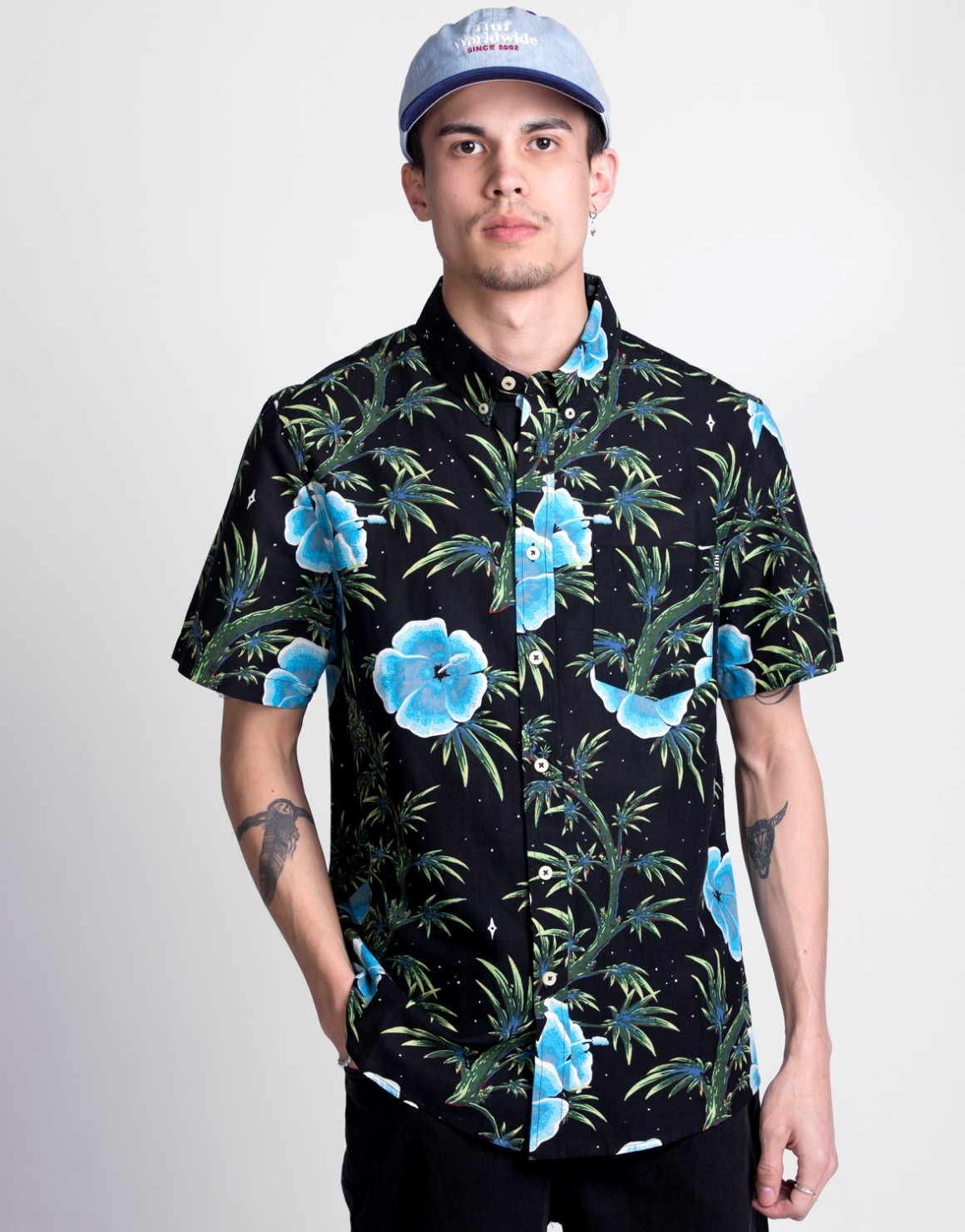 Herrer Button-Up