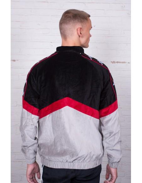 Cabrini Velour Track Jacket