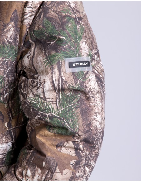Realtree Ins Hooded Jacket