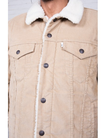 The Sherpa Trucker Jacket