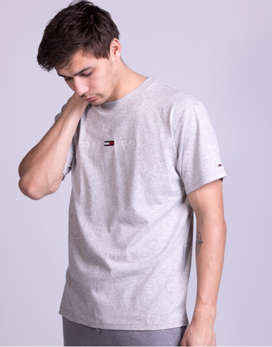 Small Text Tee