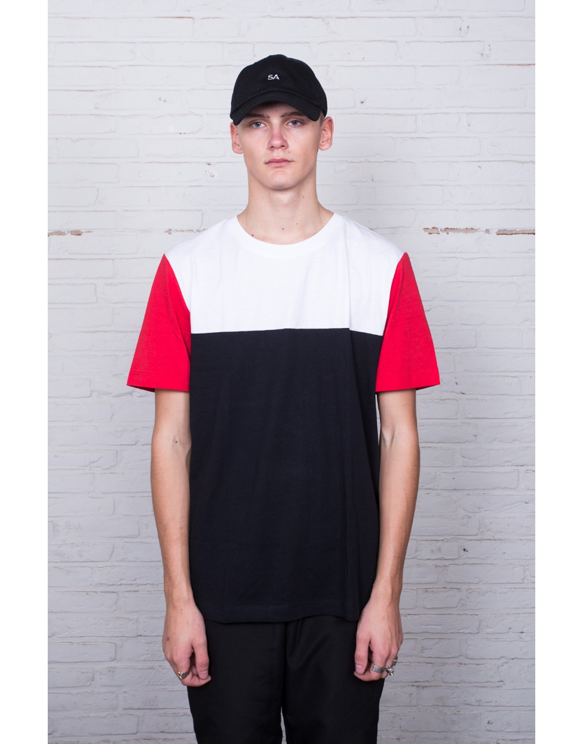 Image of   Color Blocking Tee