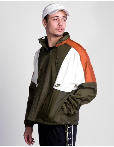 Woven Jacket