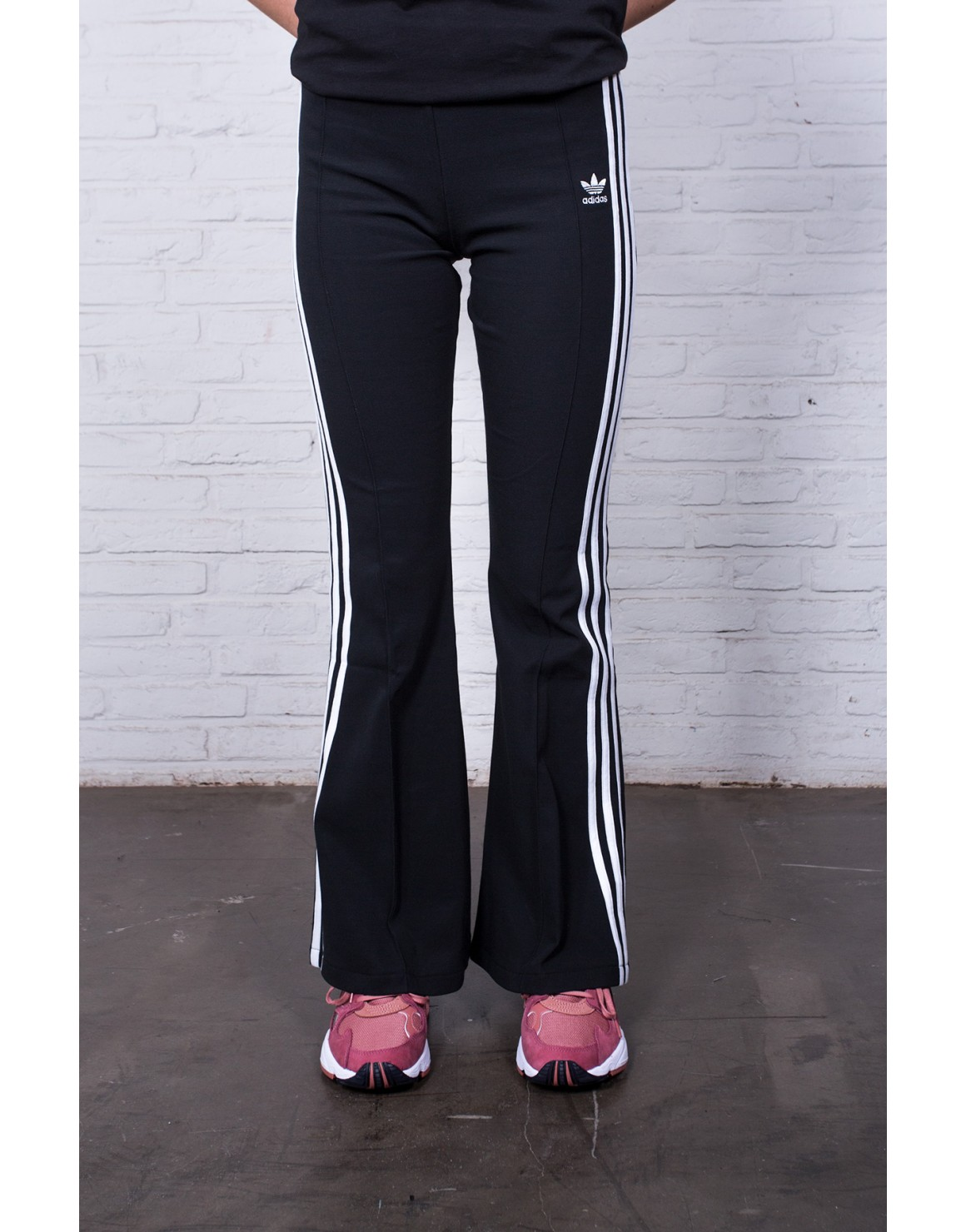 discount shop buy online Super discount Flared Track Pants