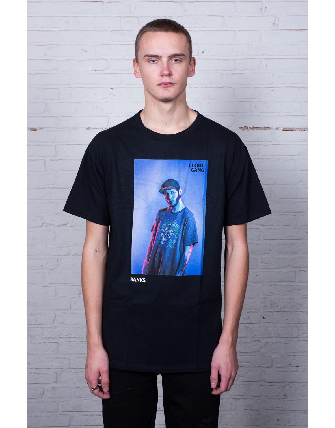 Image of   FaZe Banks Icons Tee