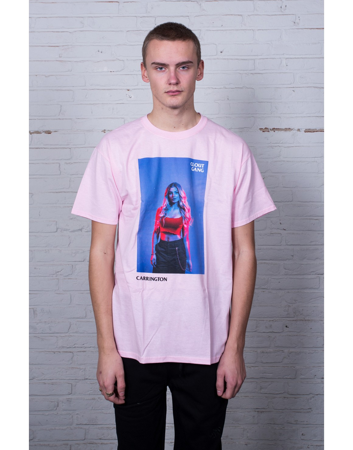 Image of   Carrington Icons Tee