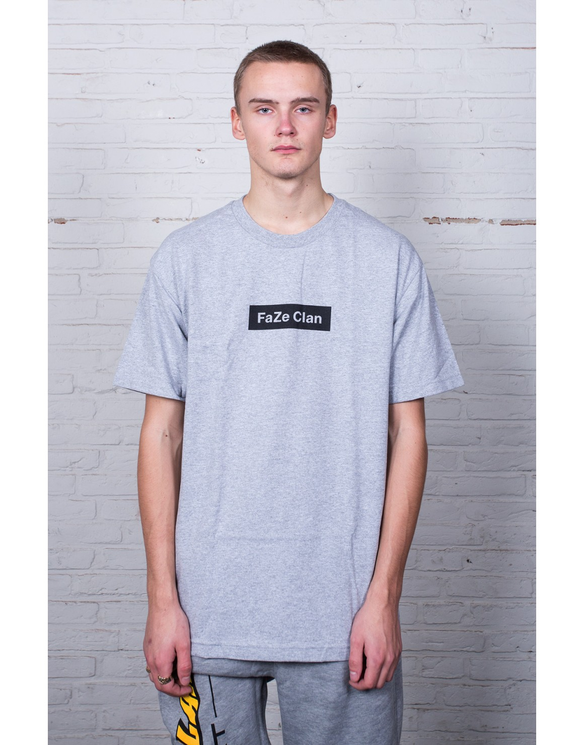 Image of   FC Box Logo Tee