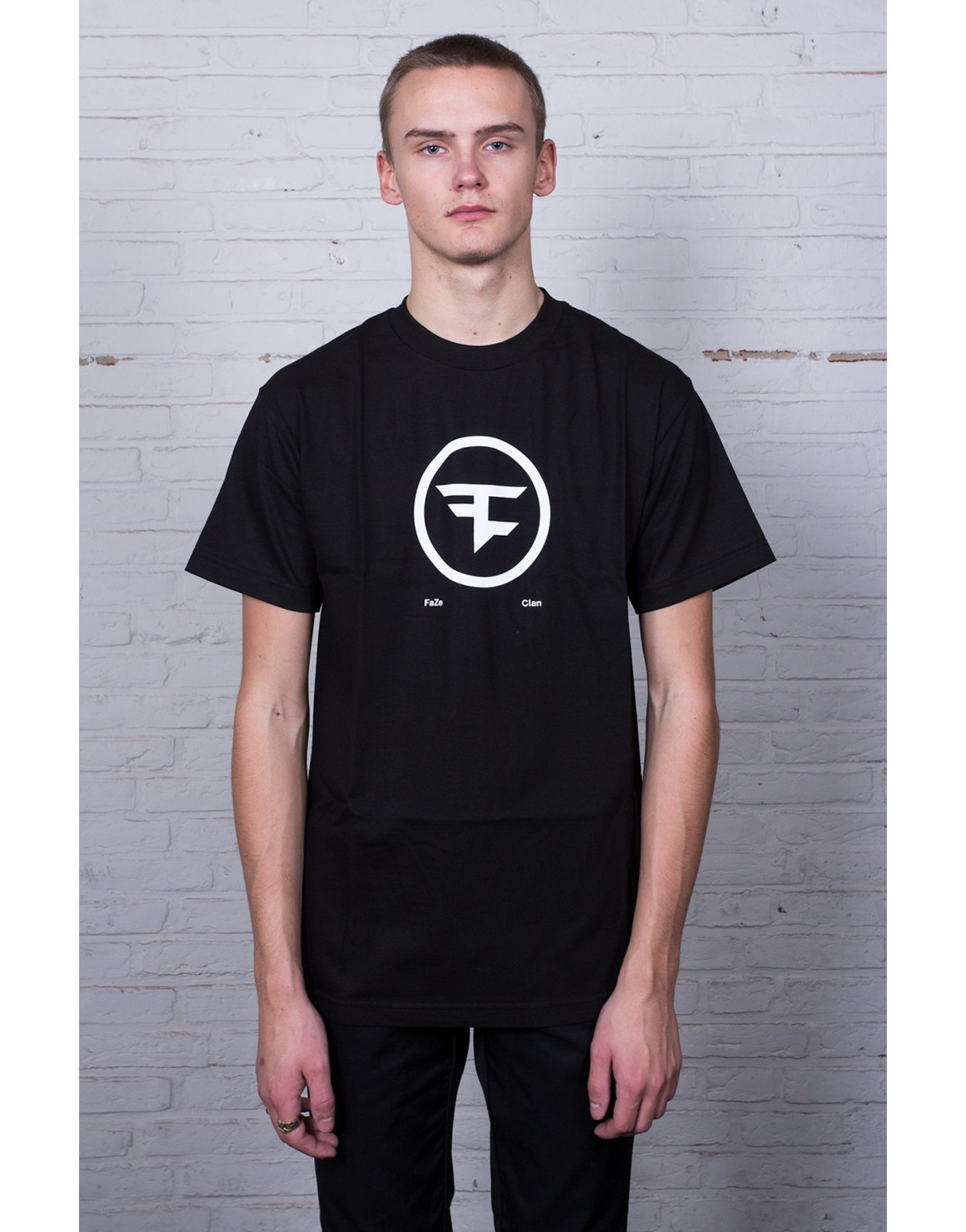 FC Circle Logo Tee