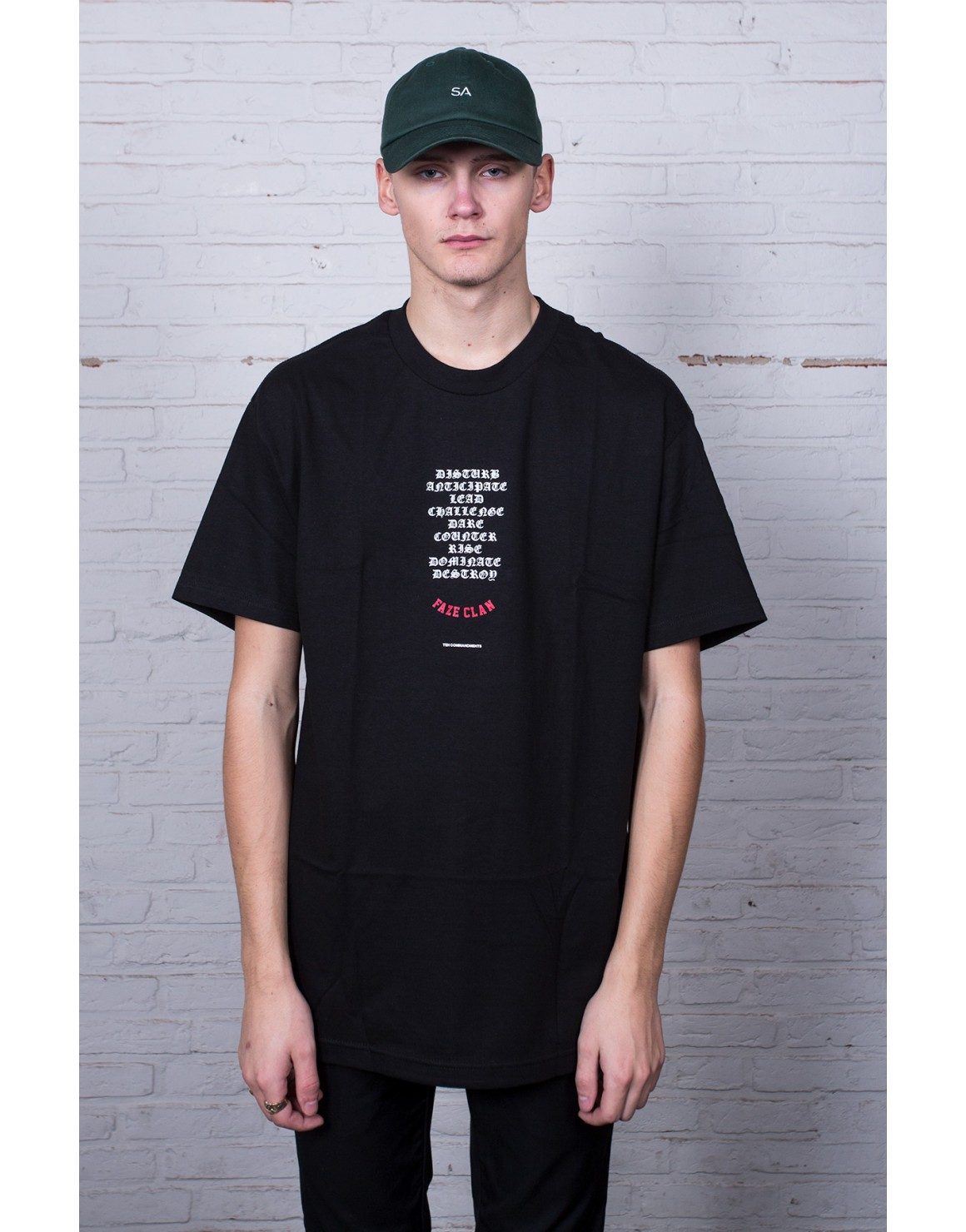 Image of   FC Ten Arc Tee