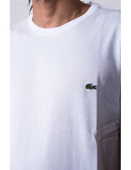 Short Sleeved Crew Neck Tee