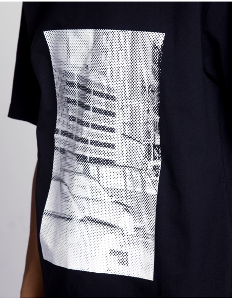 Pixelated Graphic Tee