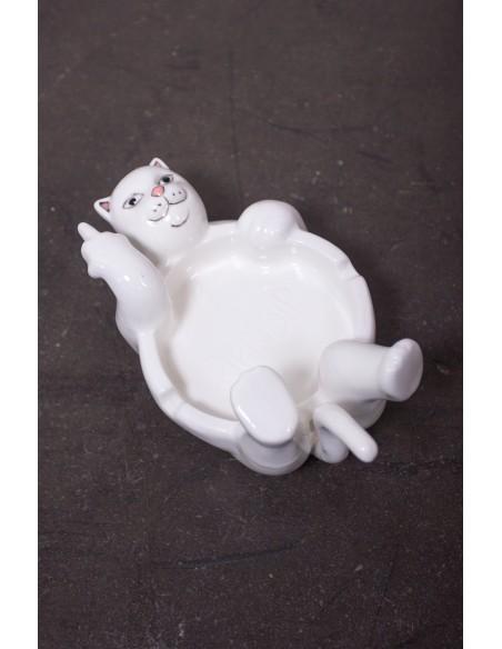 Lazy Nerm Ceramic Ash Tray