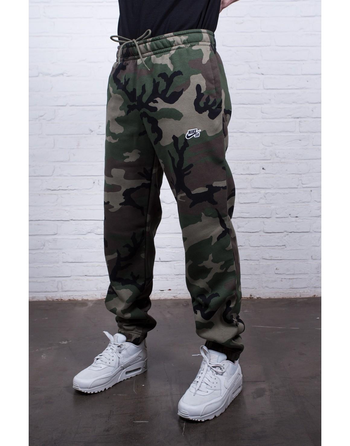 Camo Skate Icon Pant