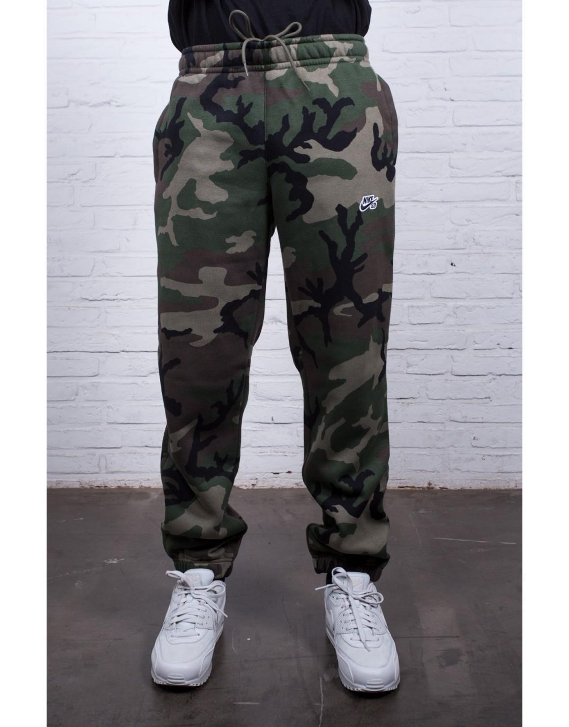 Nike SB Camo Skate Icon Pant