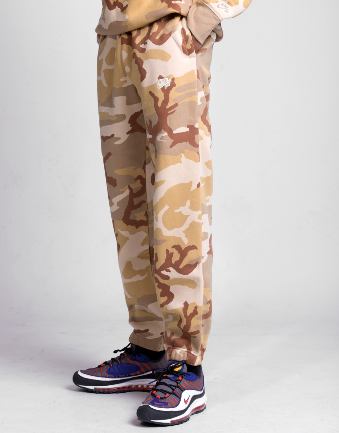 Image of   Camo Skate Icon Pant