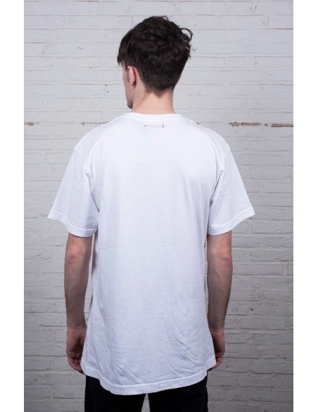 Blury Letters Chest Tee