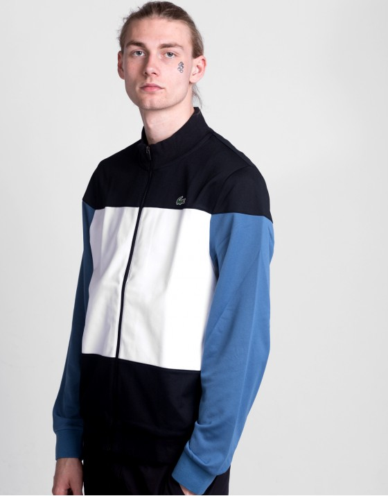 Colourblock FZ Tennis Jacket