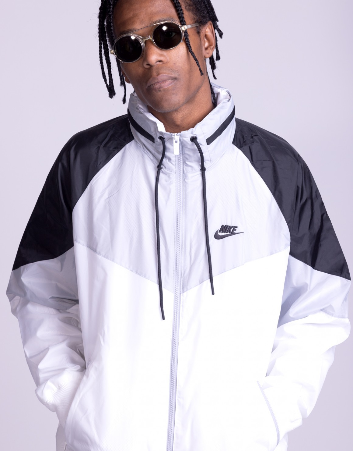 Image of   Windrunner Hooded Track Jacket