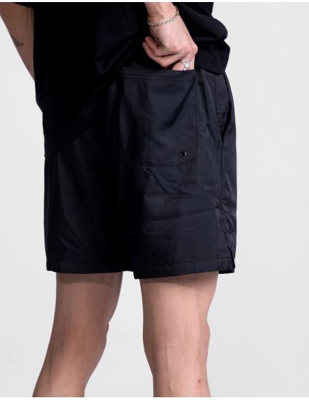 Retro Woven Short