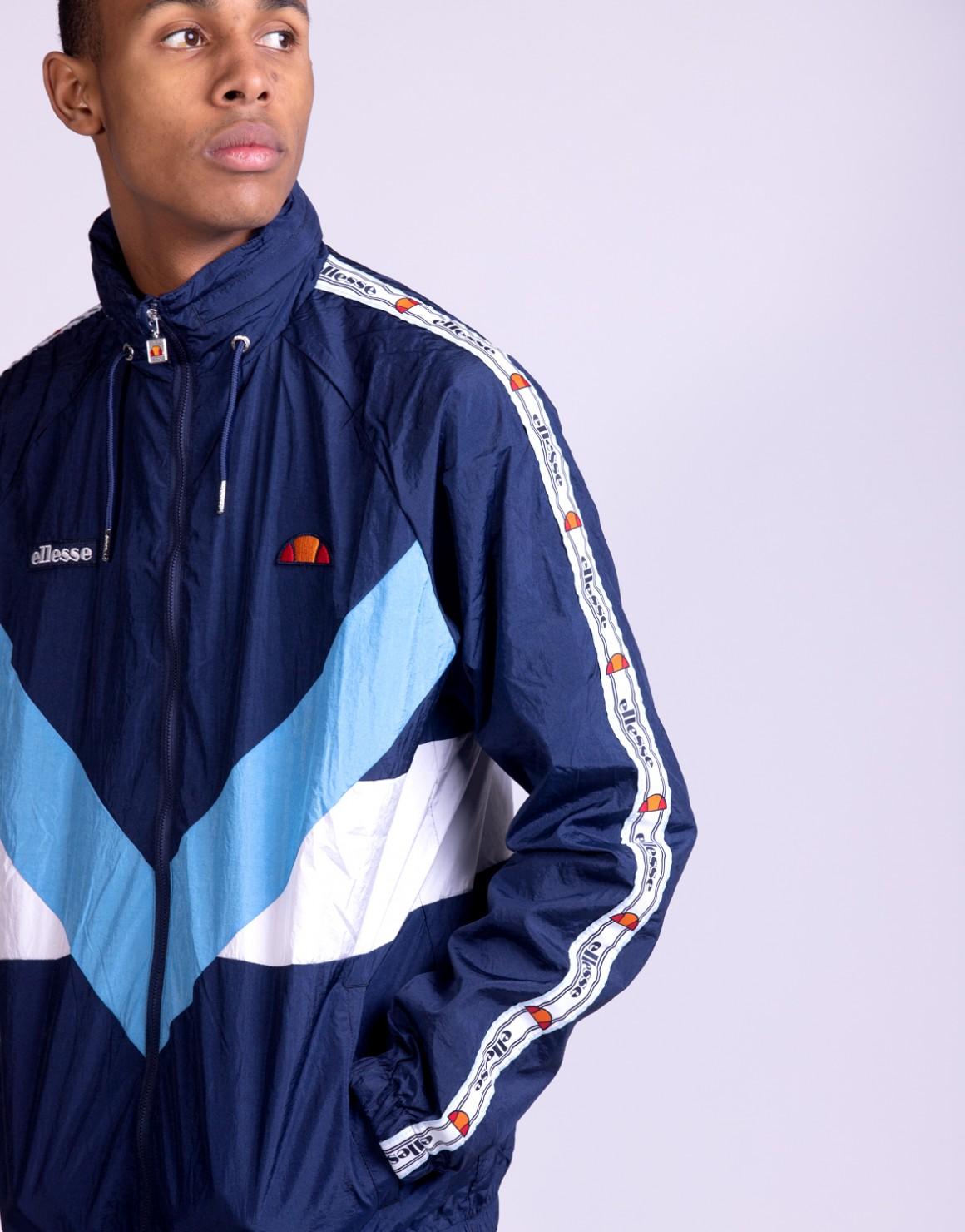 Image of   El Gerano Woven Track Jacket