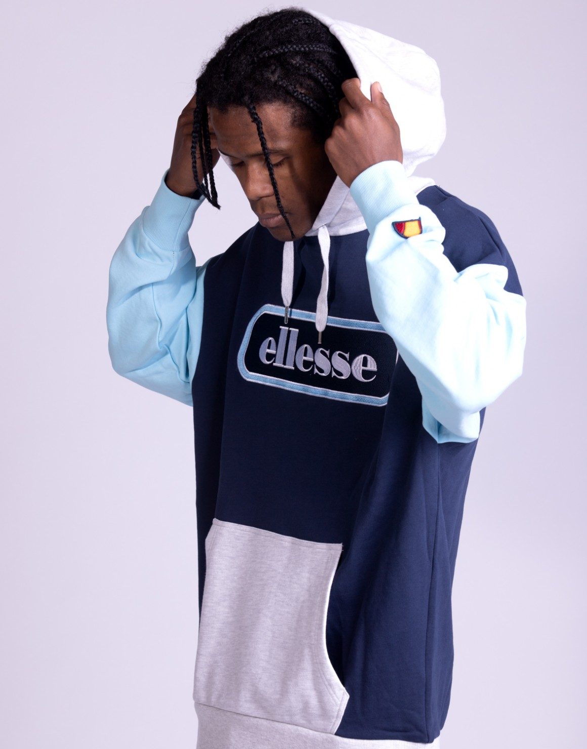 Image of   El Patcha Oversized OH Hoodie