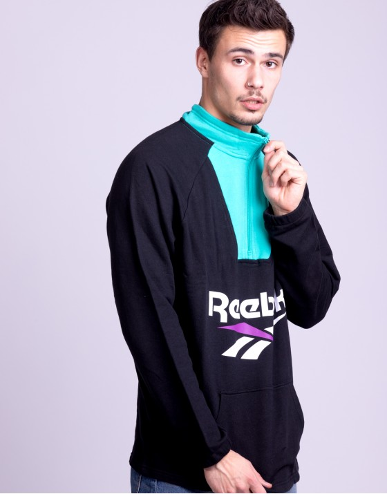 Classics Vector 1/4 Zip Sweat