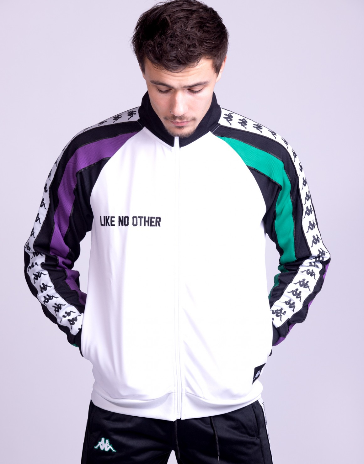 Image of   Auth. Bebek Track Jacket