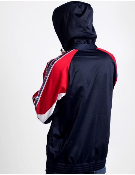Hooded Full Zip Top