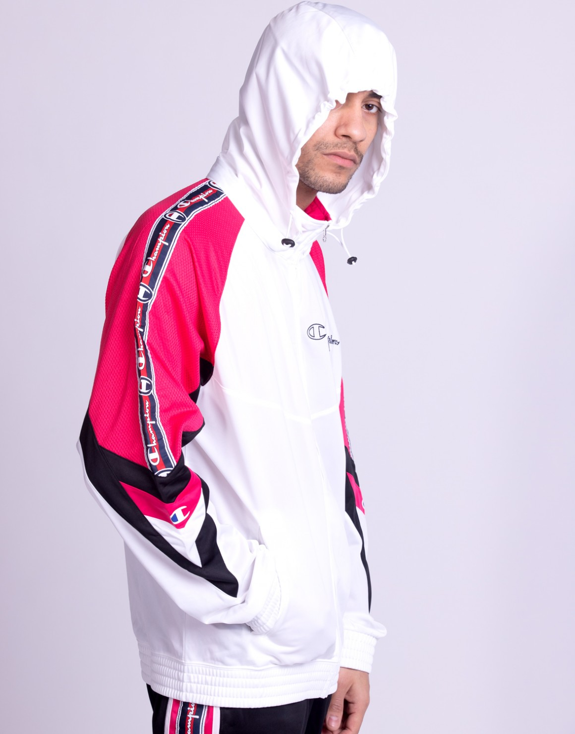 Image of   Hooded Full Zip Top