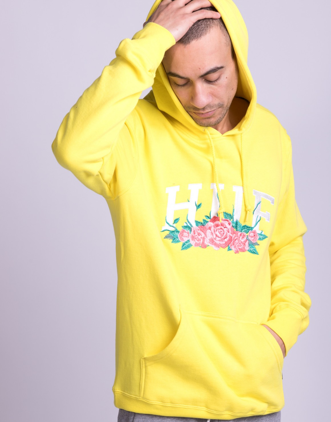 Image of   City Roses P/O Hoodie