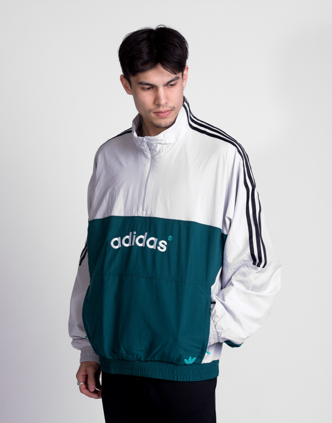 Image of   Arc woven Tracktop